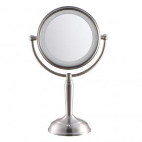 SH9013 胜鸿欧式9寸LED化妆镜 台式双面梳妆镜 反面10倍放大